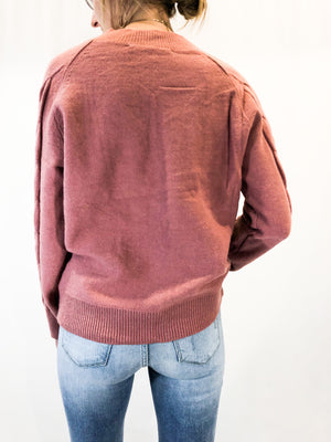 Textured Long Sleeve