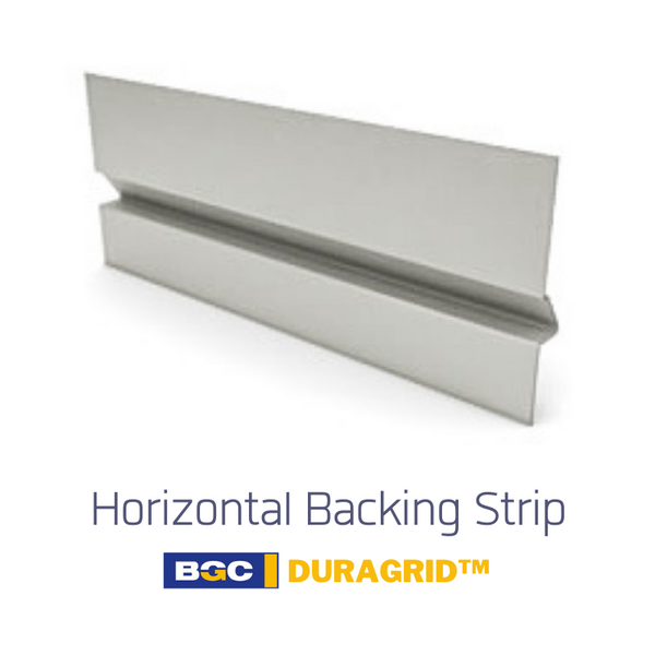 BGC Duragrid™ Horizontal backing strip