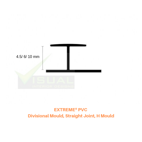 Divisional Mould- Straight H