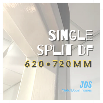 620mm •  720mm Single Split Metal Door Frame