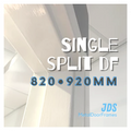 820mm •  920mm Single Split Metal Door Frame
