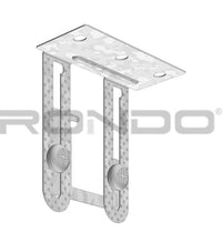 Sliding Adjustable Top Cross Rail Clip