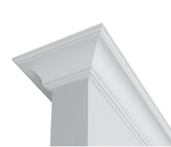 New York Decorative Cornice 90mm