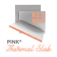 R2.0 • R2.3 PINK® Thermal Slab