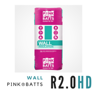 R2.0 HD Pink Batts Wall