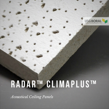 Radar™ ClimaPlus™ Ceiling Panels