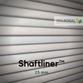 Shaftliner - Fire-Rated Plasterboard
