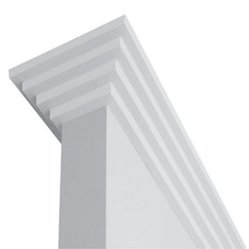 Cairo Decorative Cornice 100mm