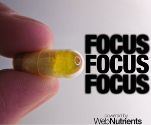 HyperFocus DRIVE - Ultimate Solution for FOCUS and MOTIVATION.