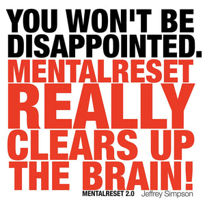 MentalReset 2.0 -  Detox and Cleanse to Improve Mental Clarity, and Neurogenesis.