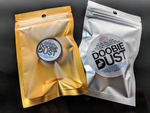 The World's Most Powerful Potentiator for Improving the Effects of The World's Most Popular Herb. DoobieDust 40 Dose Additive.