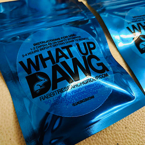 UpDawg - Men's Vertical Performance Enhancement Supplement