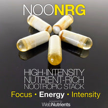 Load image into Gallery viewer, NOONRG - All-Day Energy, Clarity and Motivation