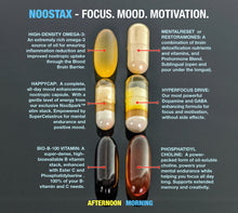Load image into Gallery viewer, NooStax NZT-48 - Powerful Nootropic Brain-Boosting Capsule Stack