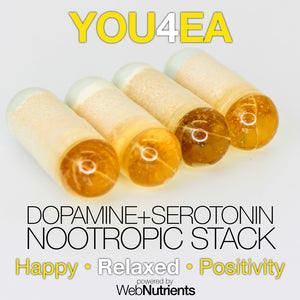 YOU4EA - Bioavailable Mood Enhancing Stack.