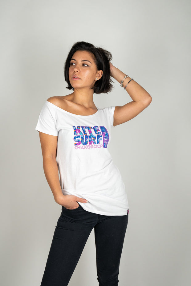 CLK Shirt KITESURF - ladies