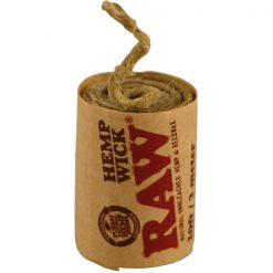 RAW HEMP WICK 3MT