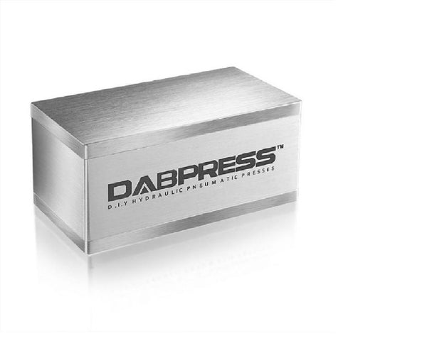 "2X4"" Pre Press Mold - DabPress"