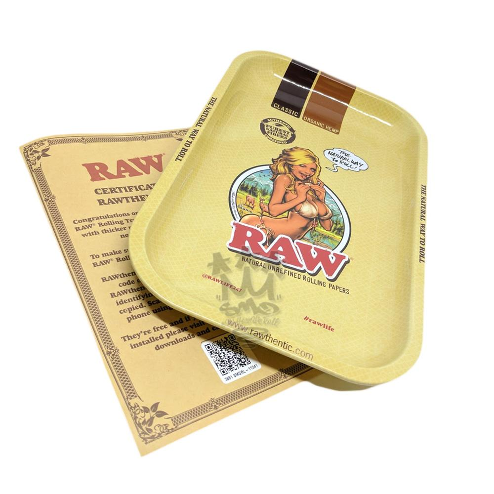 RAW vassoio tray lady medio