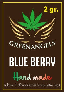 GreenAngels - 2 gr.  BLUE BERRY