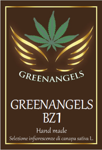 XL GreenAngels - 50 gr.  BZ1 Limited Edition
