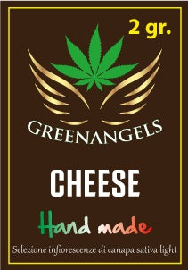 GreenAngels - 2 gr.  Cheese