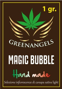 GreenAngels - 1 gr.  Magic Bubble