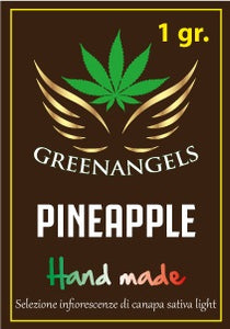 GreenAngels - pineapple  - 1 gr