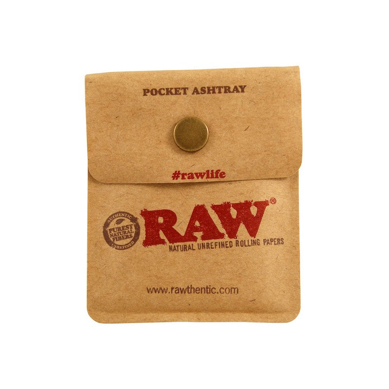 RAW POSACENERE TASCABILE