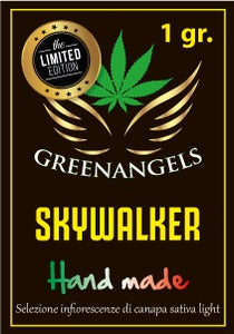 GreenAngels - 1 gr. Skywalker Greenhouse - LIMITED EXCLUSIVE EDITION