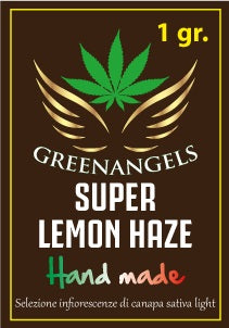 GreenAngels - 1 gr. SUPER LEMON HAZE