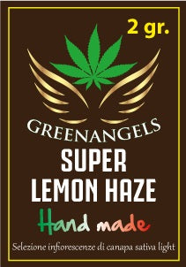 GreenAngels - 2 gr. SUPER LEMON HAZE