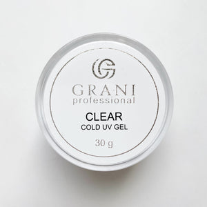 GRANI COLD UV GEL - CLEAR (30ml)