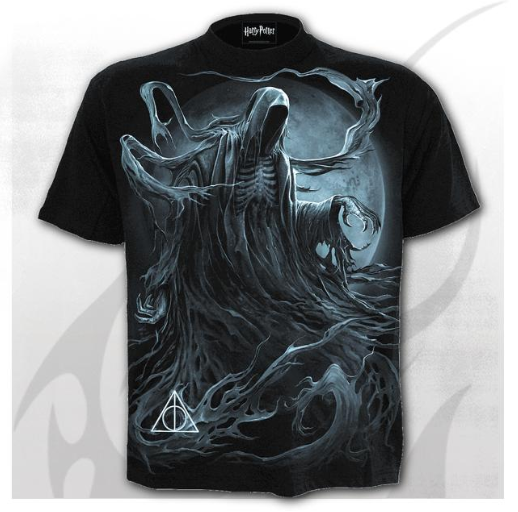 DEMENTOR - T-Shirt Black