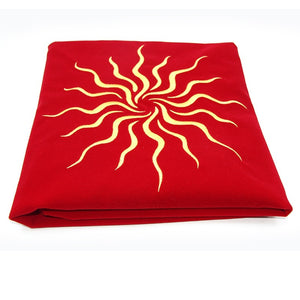 Altar Tarot Tablecloth Table Cloth Velvet Divination Cards Pentacle Wicca Tapestry
