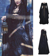 Load image into Gallery viewer, Halloween Costume Cosplay Magic Witch Dress Women Sexy Party Costume