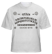 Load image into Gallery viewer, Original  Ouija Board Magic Goth Witchcraft Punk Rock O-Neck Short Sleeve Office Mens Tee