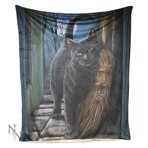 A Brush With Magick Throw (LP) 160cm