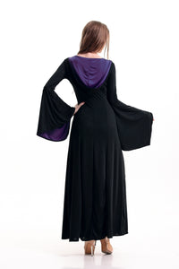 Princess dress role-playing witch costume