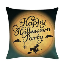 Load image into Gallery viewer, Halloween Witch Moon Series Pillowcase Pillows Case Cover Pillow Home Office Bedroom Home Decorative Pillowcase Dropshipping