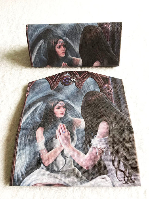 Magic Mirror Glasses Case