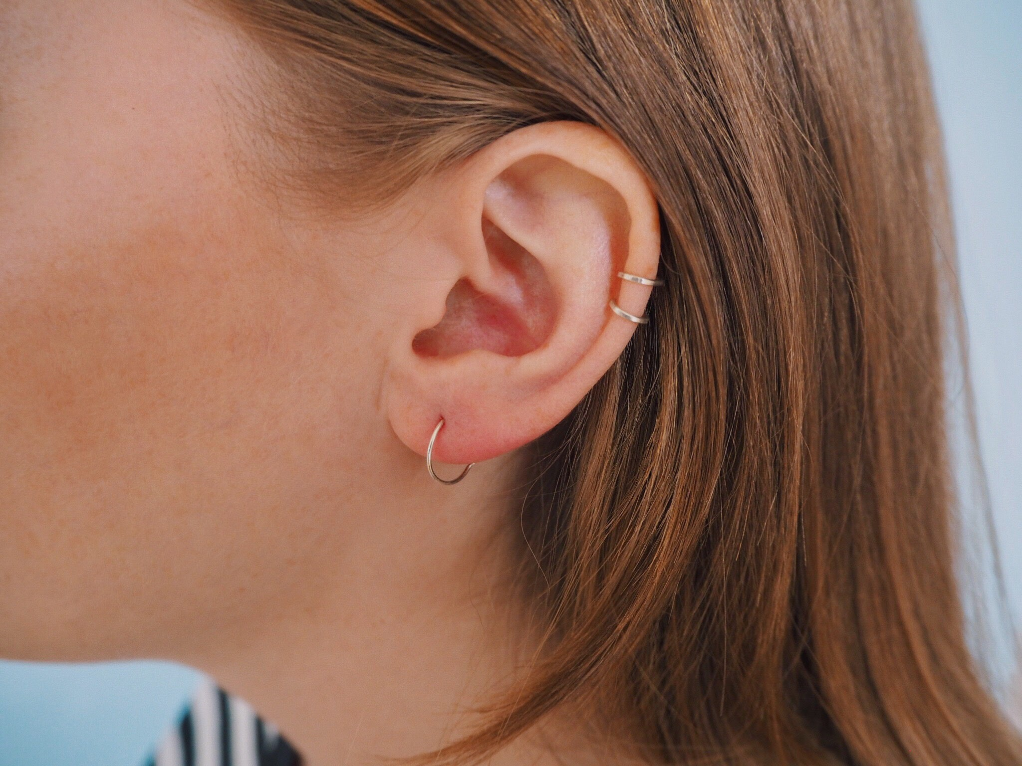 EQUAL UPPER EAR CUFF