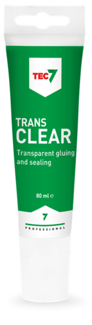 Tec7 Trans Clear 80ml Tube