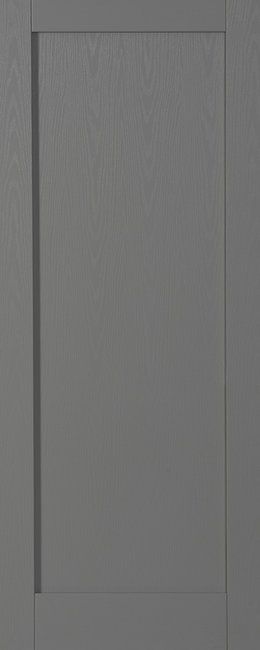 Seadec Grey Range Grey Milano Grained 1 Panel Shaker