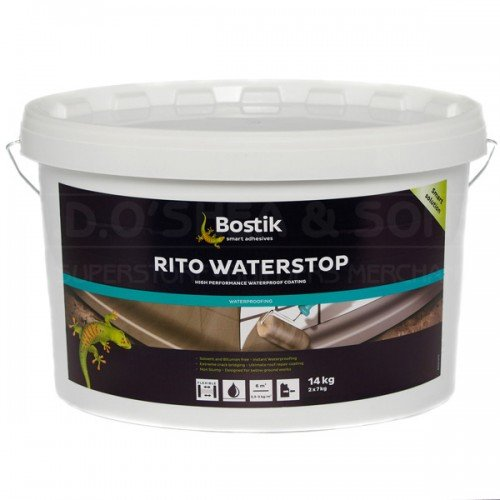 Bostik Rito Waterstop Liquid 14Kg