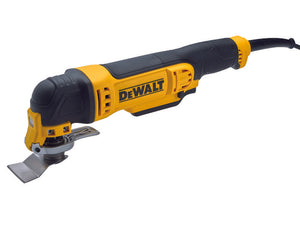 Dewalt 300W Multi-Tool with Accessories