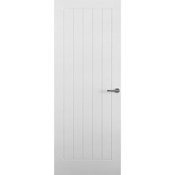 Indoors Savannah 5 Panel Vertical Door Fd30 80X32X44Mm