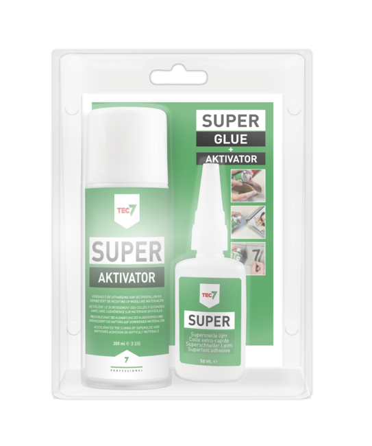 Tec7 Super7 50ml & Activator Kit