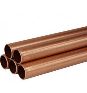 Copper Tube Irish 1 Inch