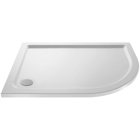 Pearlstone  900 X 900X 40mm Quadrant  Shower Tray